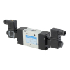 DS237SS63-A,Janatics,Solenoid Valve,1/2 -3/2 NO,220V AC Double Sol. valve,Spool,3/2 Normally open