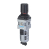 FRC159124-MM,Janatics,Filter Regulator Combination,FRC-1/4 NPT(25Micron,10bar)Metal bowl,Manual Drain