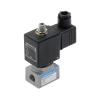 E14612W , Janatics , Sol.valve 1/4 3/2 NC,10bar, 24V DC(DA) , Direct Acting Valve , 3/2  Normally closed , 24 V , 2 NW and 0-10 bar