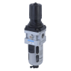 FRC146124-T,Janatics,Filter Regulator Combination,FRC-1/4 (25Micron,10bar) with Tamper proof,POLYCARBONATE BOWL,MANUAL DRAIN