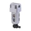 F13613,Janatics,Filter-1/4 (40Micron),BSP,Polycarbonate,Manual Drain
