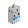 DP242O70,Janatics,Manual and Mechanical Valve,M5,3/2 NC Stem Actuated Valve-(Metal),Poppet,3/2 Normally closed,M5