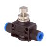 Janatics,GR0110808,Flow control valve (Straight) Dia 8