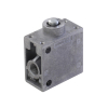 DP055061,Janatics,Manual and Mechanical Valve,5/2 STEM ACTUATED VALVE 1/4,Poppet,5 Port 2 Position,1/4