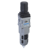 FRC159334-A,Janatics,Filter Regulator combination,FRC-1/2 NPT (40Micron,10bar) with Int.Auto Drain,NPT