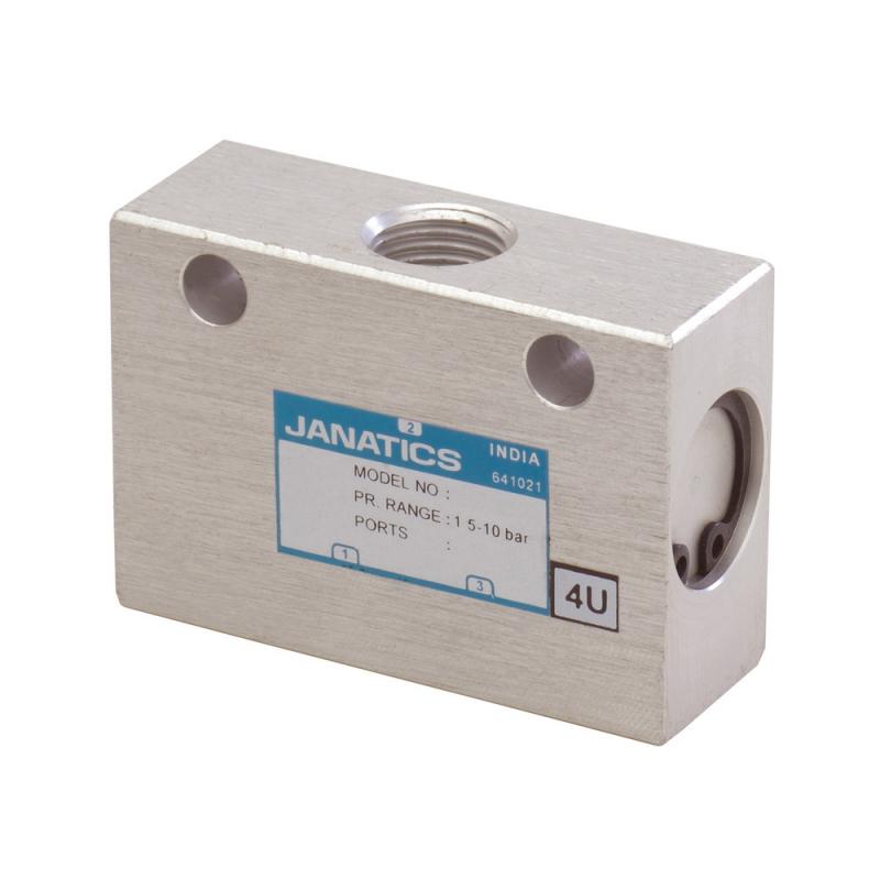 GA0161,Janatics,And valve G1/4