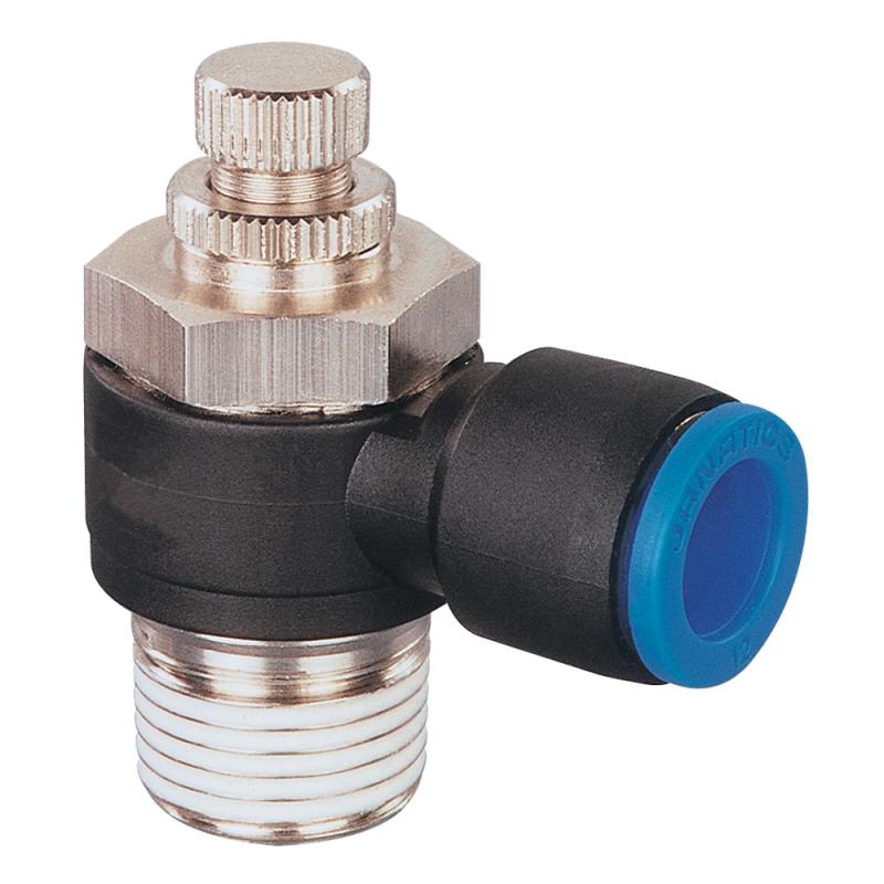 Janatics,GR5107006,Flow control valve M5 x Dia 6