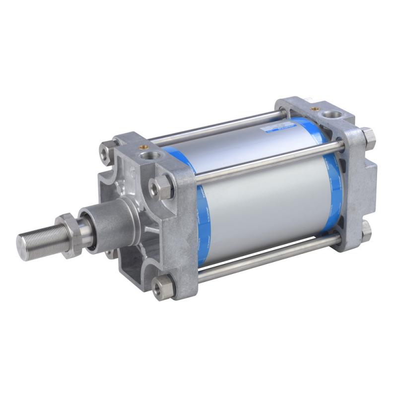 A17125200O-H,Janatics,Tie Rod Cylinders,DA 125 x 200 Cyl. (Mag) High temp Basic,Double acting,Magnetic,Adjustable Cushioning