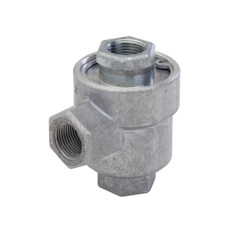 Janatics,GQ0253,Quick Exhaust valve - G1/2 (Plug type)