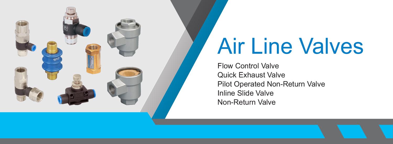 Air Line Valves